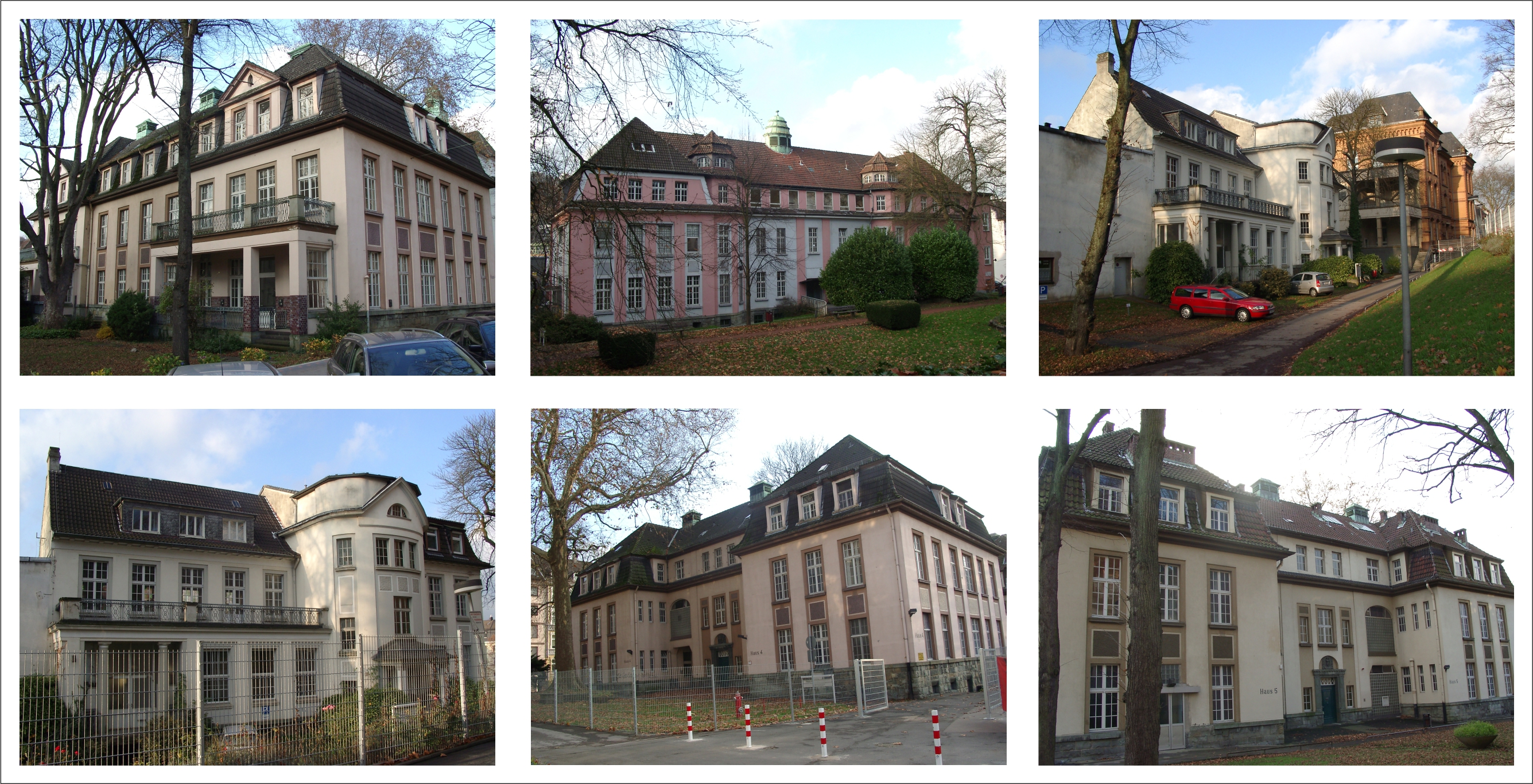 Revitalisierung Arrenberg Klinikum
